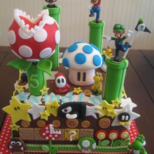 Bolo Super Mario Bros