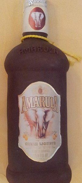 Bolo Amarula