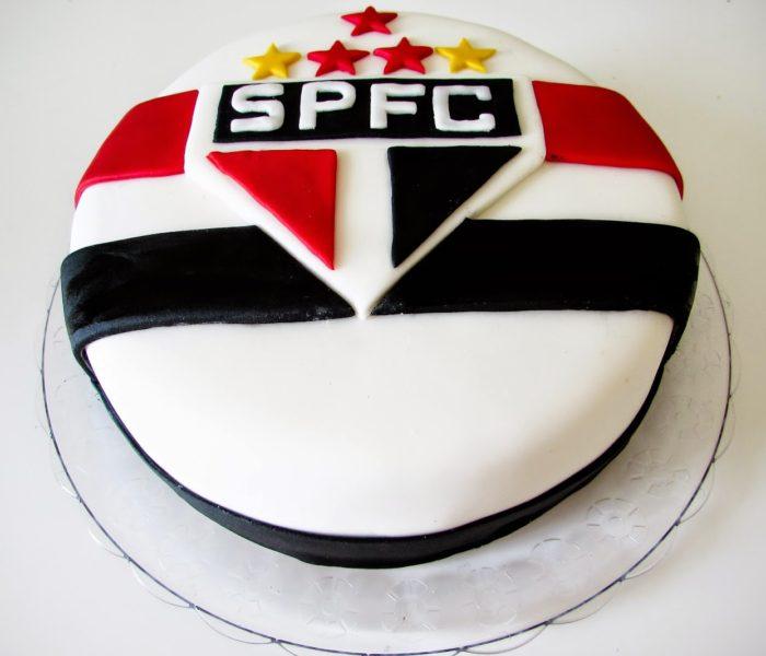 Bolo São Paulo FC