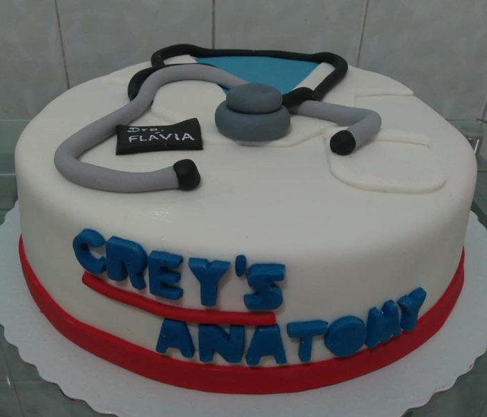 Bolo Grey's Anatomy